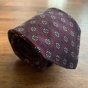 Drake's Beautiful Classic Silk Tie